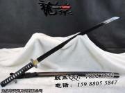 发黑武士刀|武士刀|中碳钢|普及版|★★|