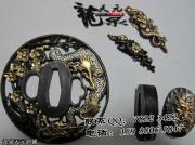 刀镡305|日本刀刀谭|武士刀