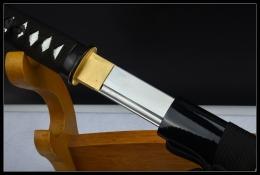 素风武士直刀|花纹钢|武士刀|★★★