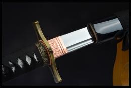 比尔高碳钢武士刀|高碳钢|武士刀|★★